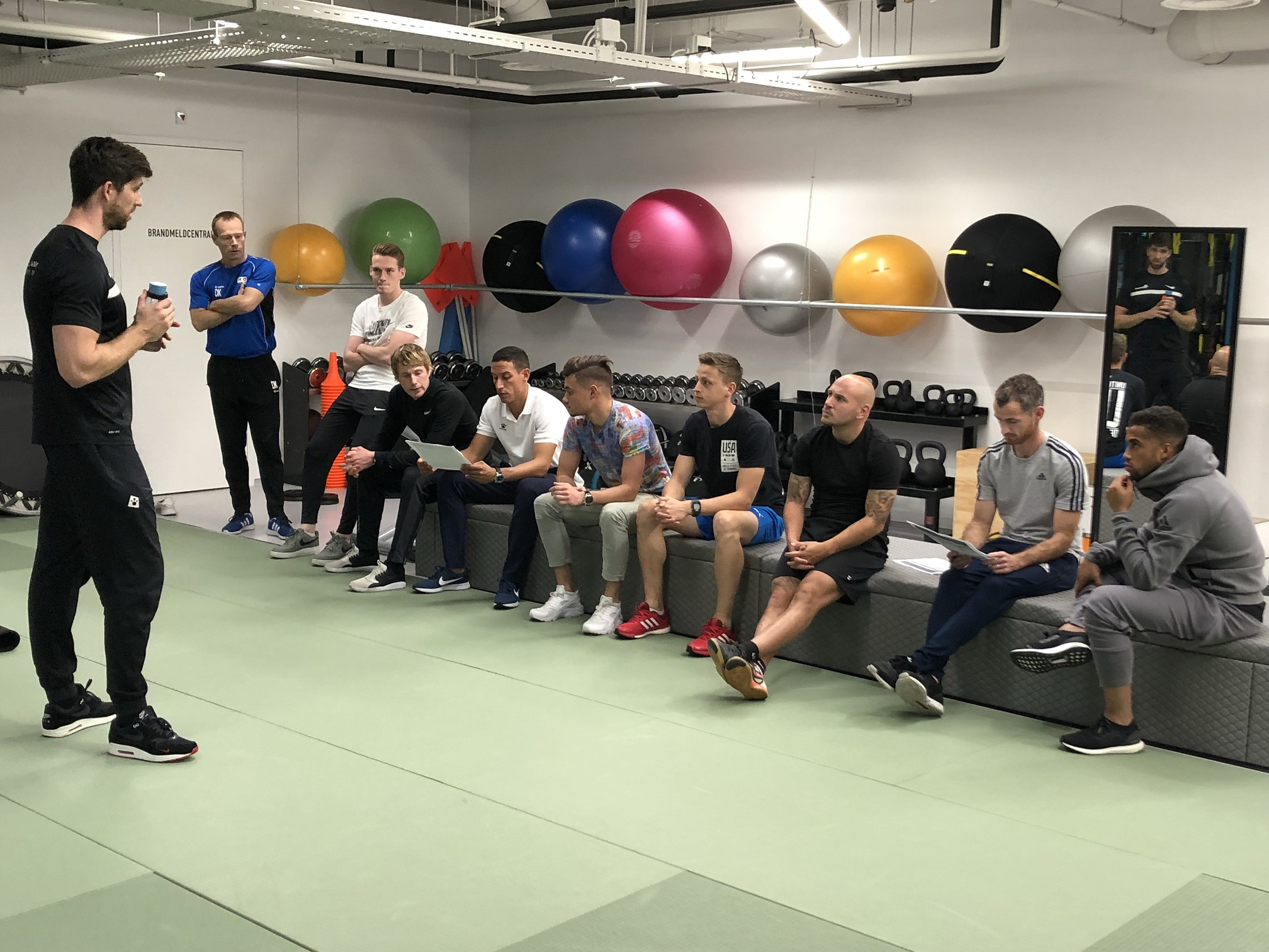 1e VVCS Personal Trainer Event geslaagd